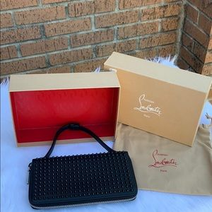 💯 Authentic Christian Louboutin Panettone Wallet